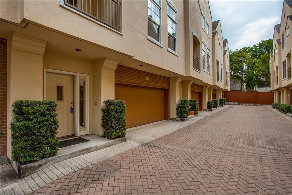 Sold Property   3251 Cambrick Street #14 Dallas, Texas 75204 20