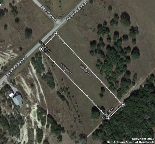 Active | LOT 266 Palomino Springs  Bandera, TX 78003 7
