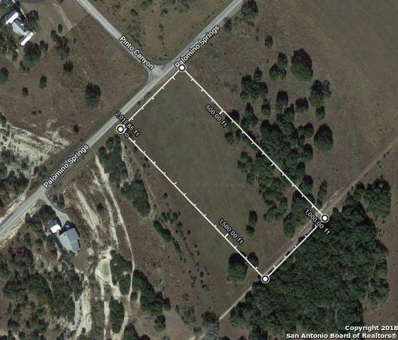 Active | LOT 267 AND 266 Palomino Springs  Bandera, TX 78003 5