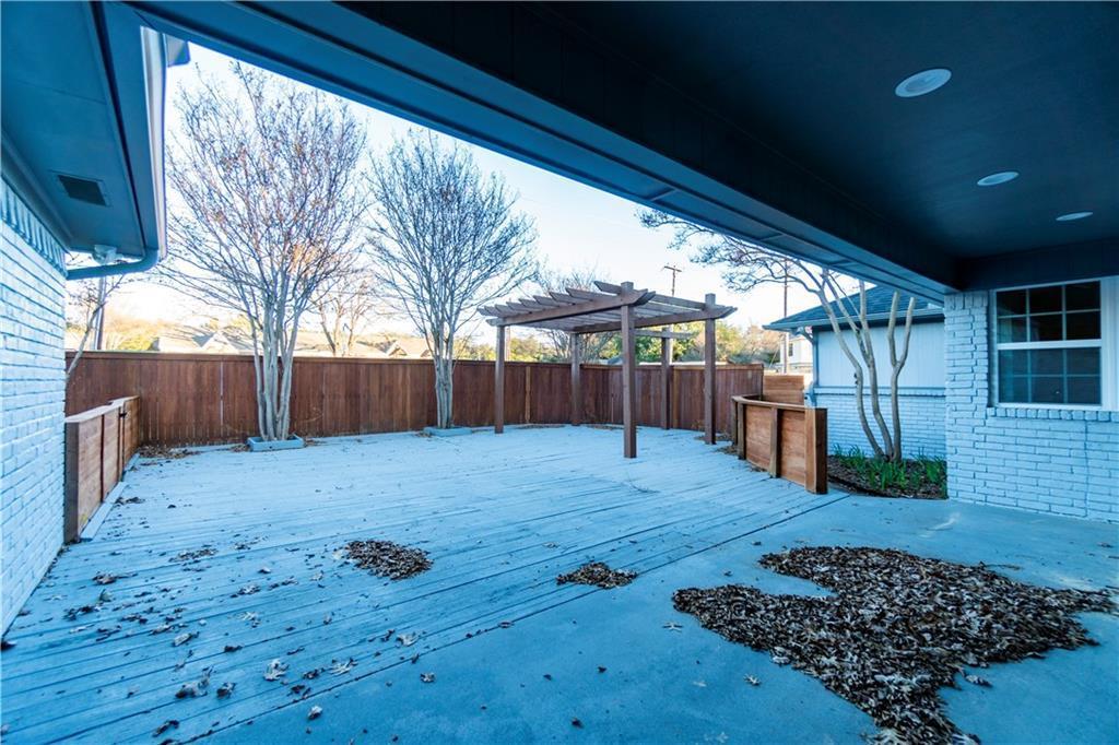 Sold Property | 10008 Dahman Circle Dallas, Texas 75238 30