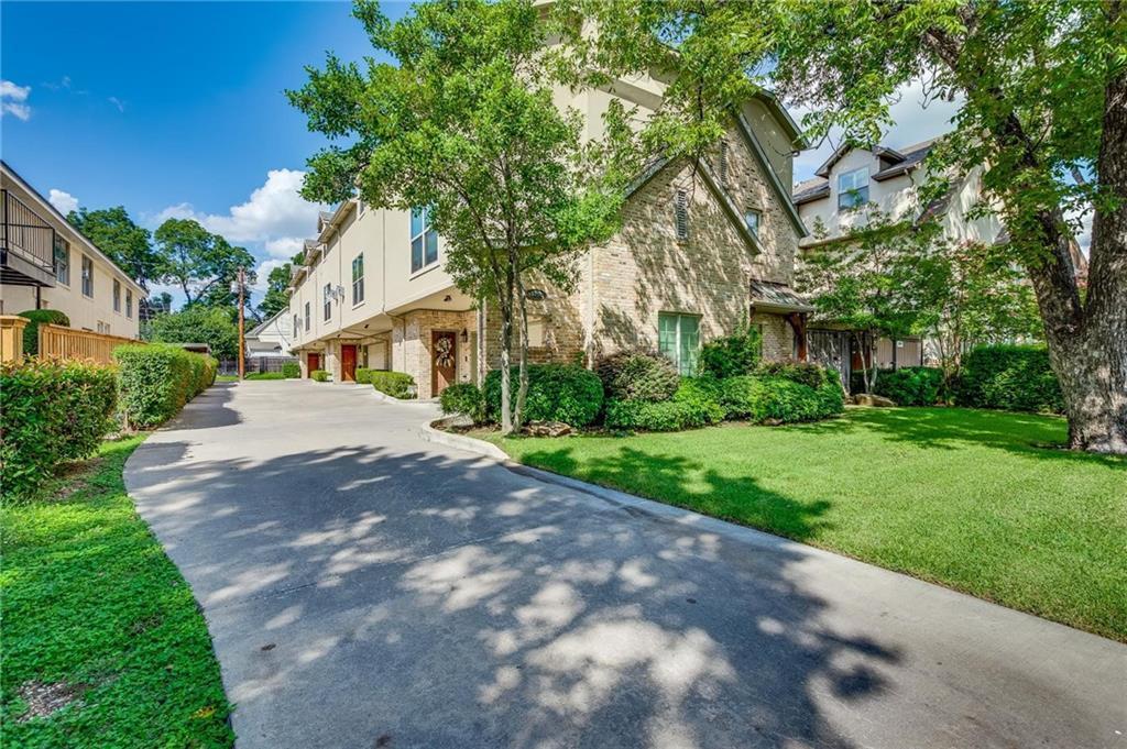 Sold Property | 3418 Mcfarlin Boulevard #D University Park, Texas 75205 0
