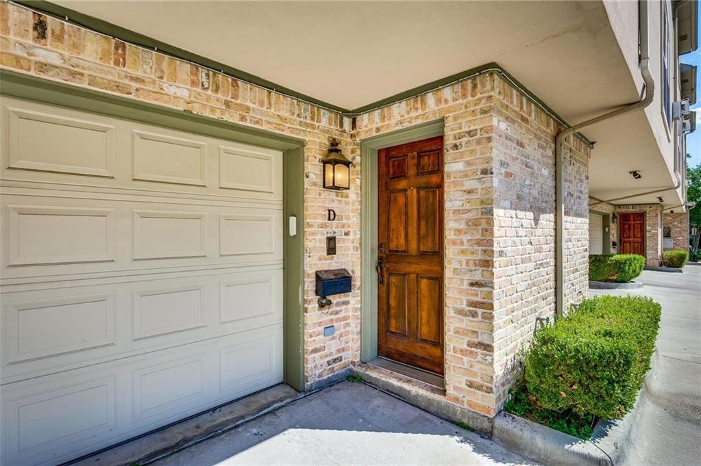 Sold Property | 3418 Mcfarlin Boulevard #D University Park, Texas 75205 1