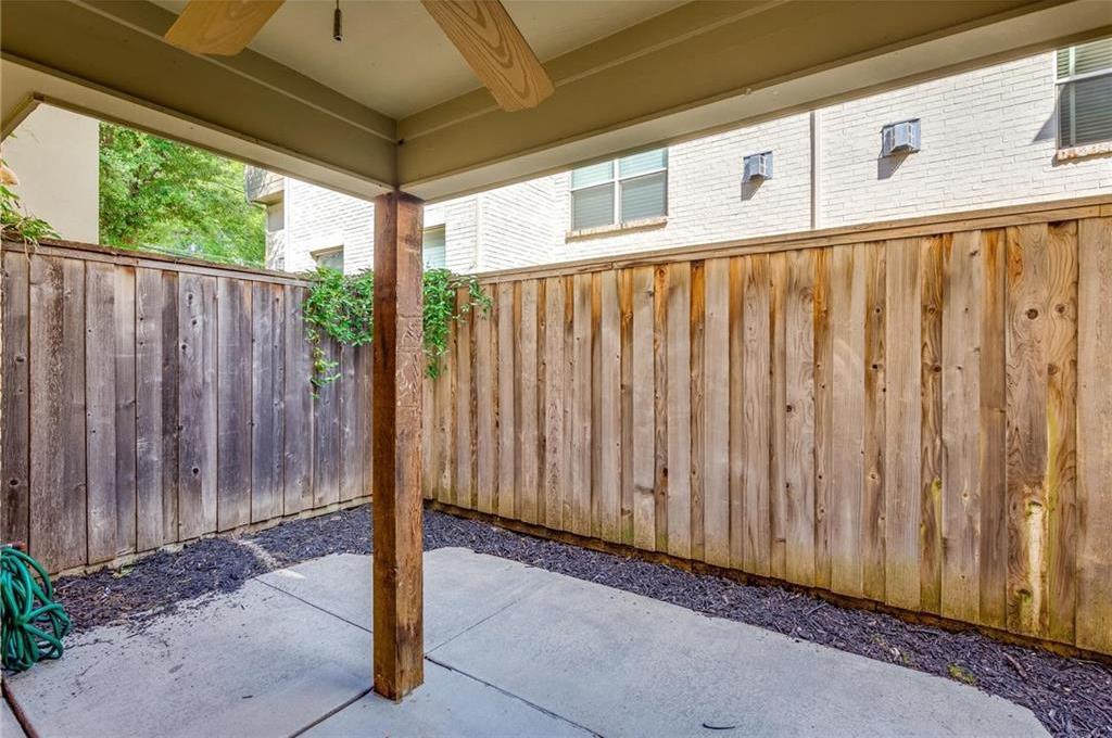 Sold Property | 3418 Mcfarlin Boulevard #D University Park, Texas 75205 15