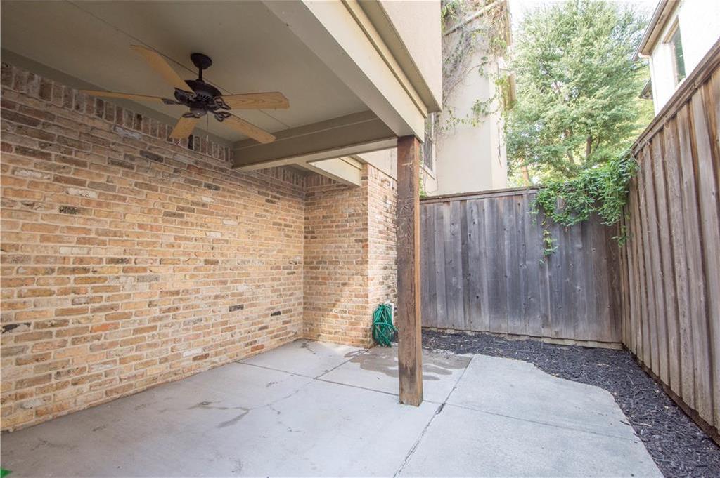 Sold Property | 3418 Mcfarlin Boulevard #D University Park, Texas 75205 16