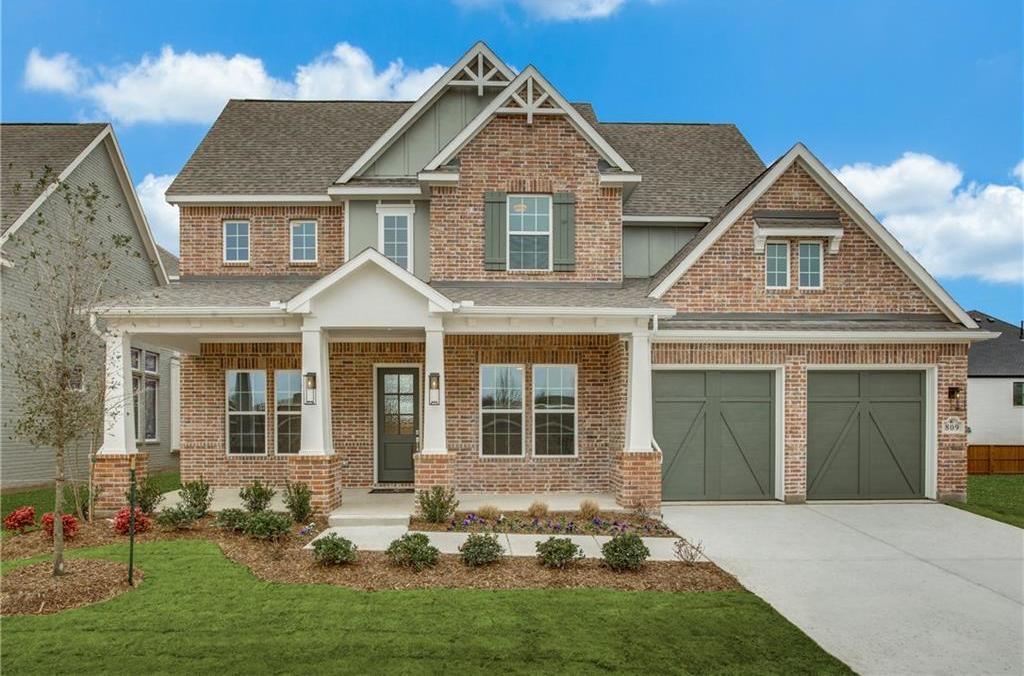 Sold Property | 809 Durham  Allen, Texas 75013 0