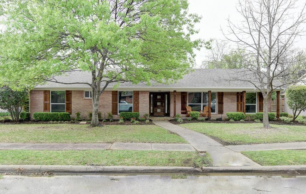 Sold Property | 3214 Leahy Drive Dallas, Texas 75229 0
