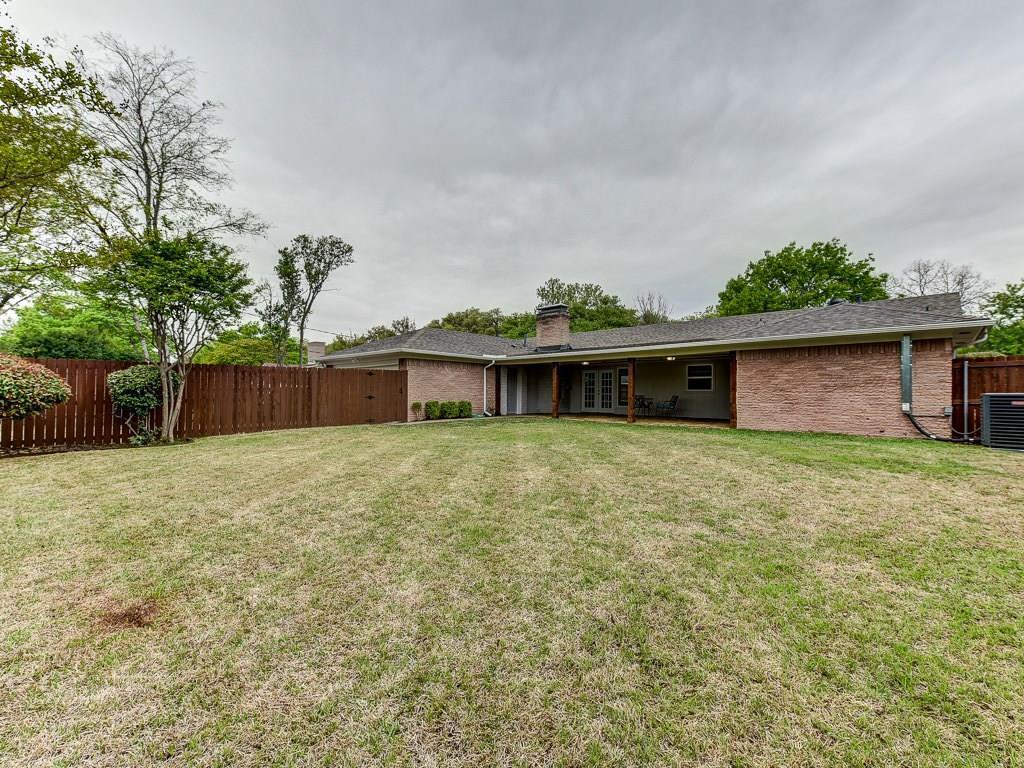 Sold Property | 3214 Leahy Drive Dallas, Texas 75229 27