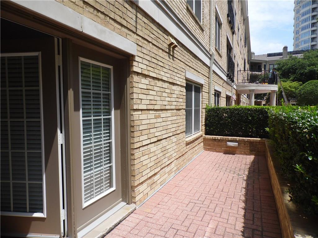 Sold Property | 3400 Welborn Street #118 Dallas, TX 75219 14