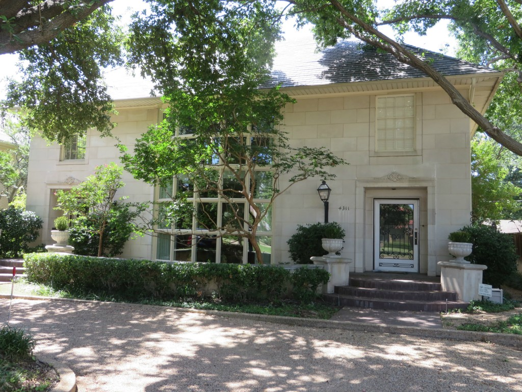 Sold Property | 4309 University Boulevard Dallas, TX 75205 1