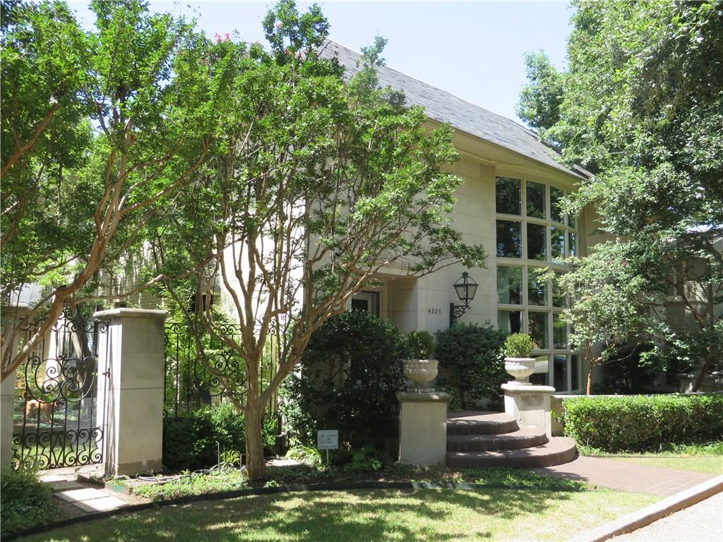 Sold Property | 4309 University Boulevard Dallas, TX 75205 2