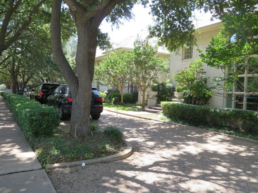 Sold Property | 4309 University Boulevard Dallas, TX 75205 30