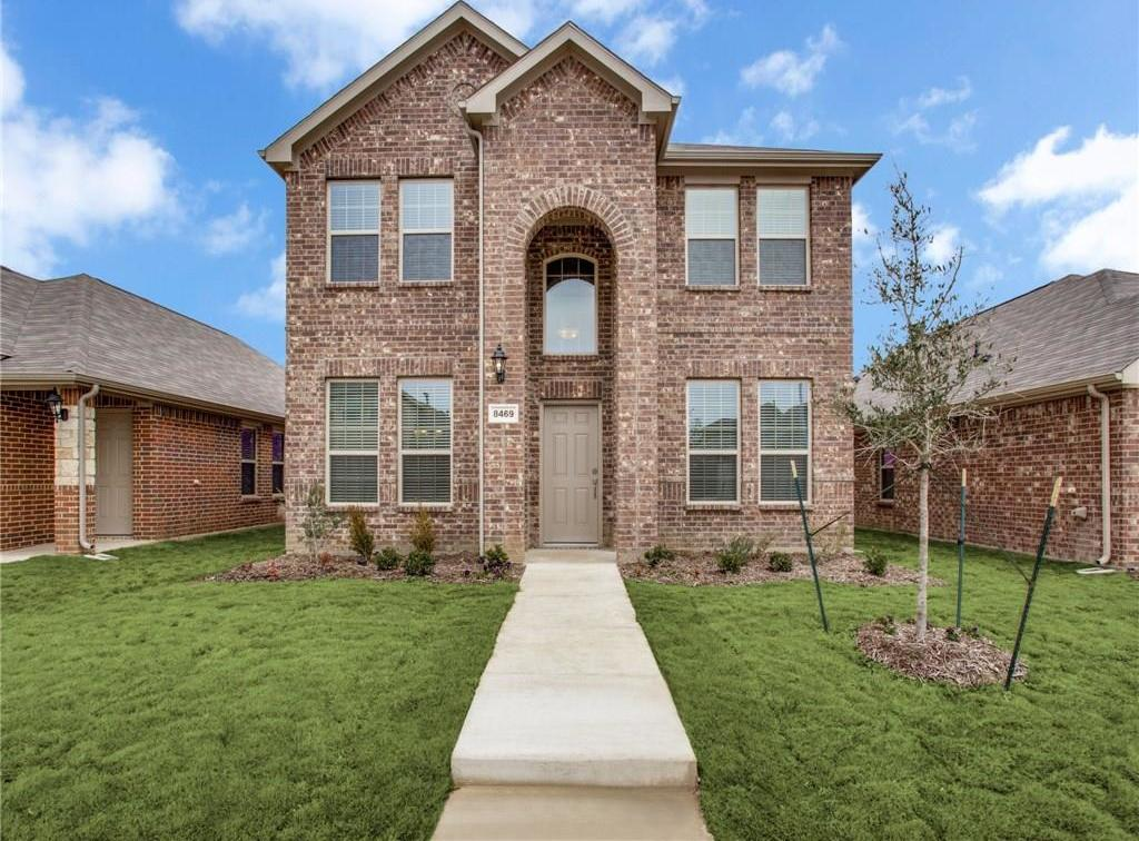 Sold Property | 8469 Blue Violet Trail Fort Worth, Texas 76123 0