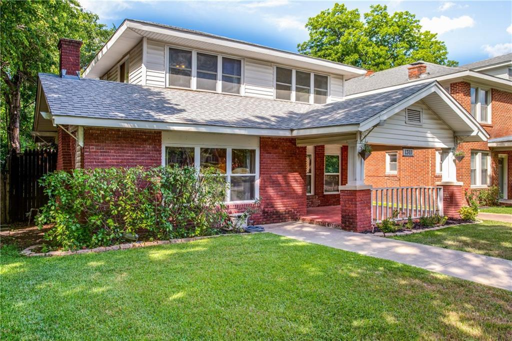 Sold Property | 1311 Kings Highway Dallas, Texas 75208 1
