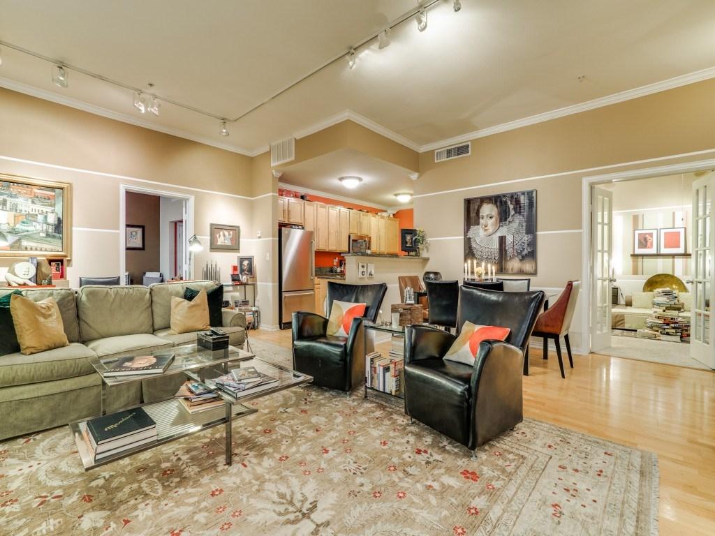 Sold Property | 2305 Worthington Street #217 Dallas, TX 75204 13