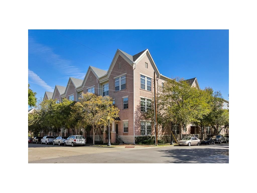 Sold Property | 2305 Worthington Street #217 Dallas, TX 75204 2