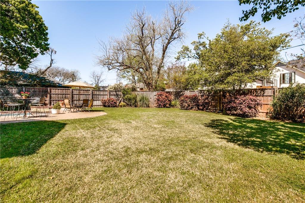 Sold Property   2900 Daniel Avenue Dallas, TX 75205 33