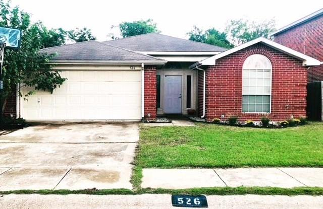 Sold Property | 526 Alameda Avenue Duncanville, Texas 75137 1