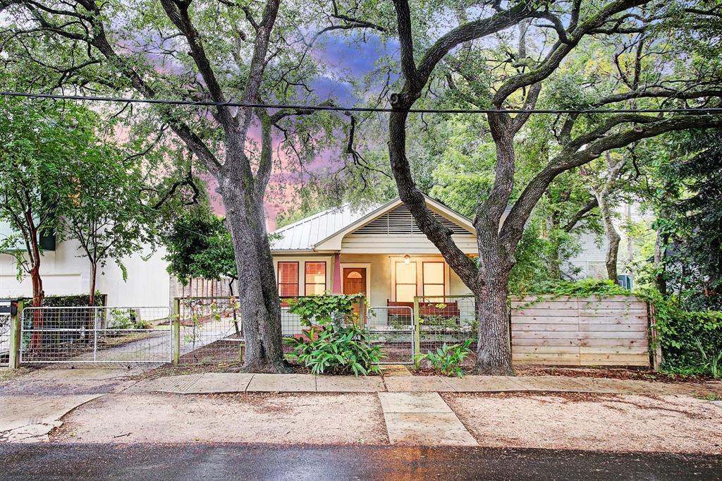 Off Market | 1306 Knox Street Houston, Texas 77007 1