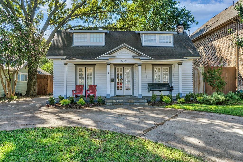 Sold Property | 5828 Prospect Avenue Dallas, Texas 75206 1