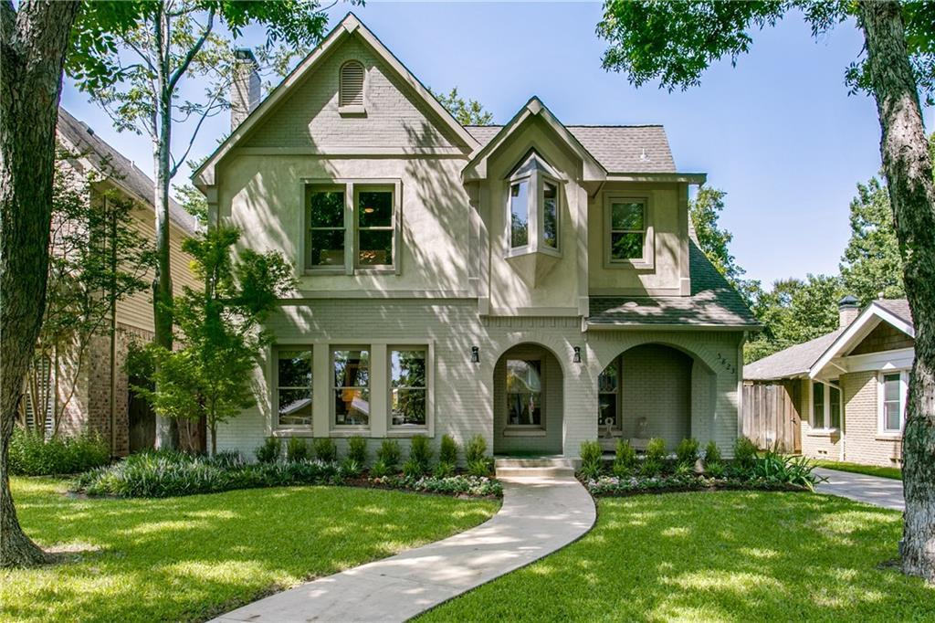 Sold Property | 5823 Marquita Avenue Dallas, Texas 75206 0