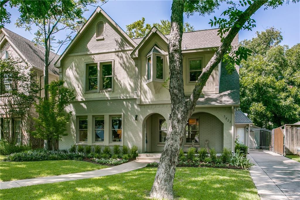 Sold Property | 5823 Marquita Avenue Dallas, Texas 75206 1