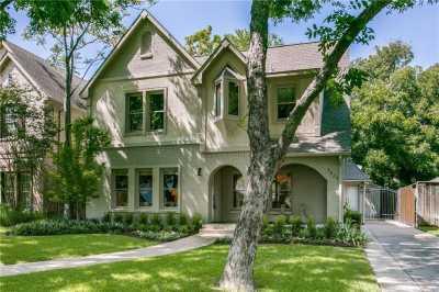 Sold Property   5823 Marquita Avenue Dallas, Texas 75206 1