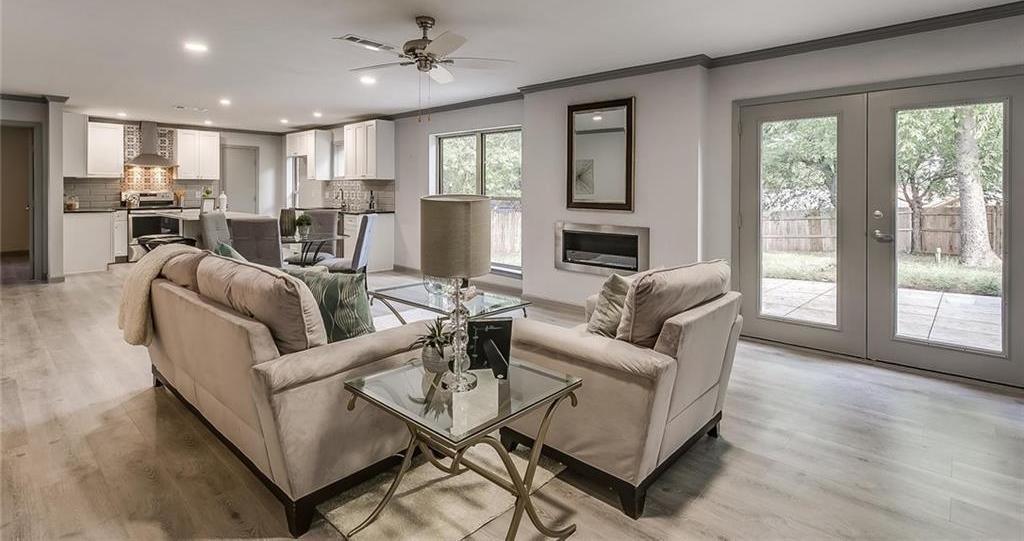 Sold Property | 536 Crest Ridge Drive Lakeside, Texas 76108 1