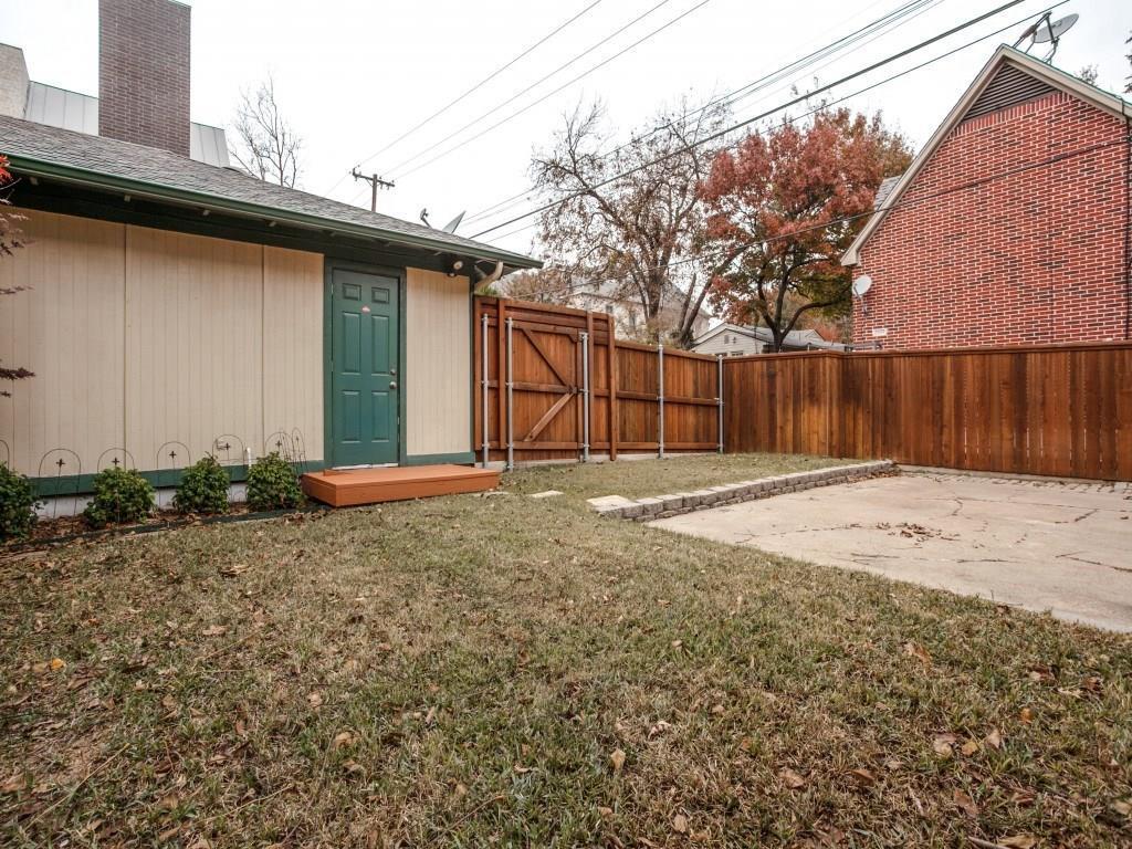 Leased | 2908 Mcfarlin Boulevard University Park, Texas 75205 21