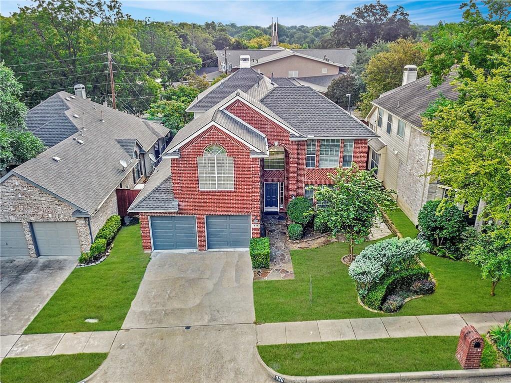 Sold Property | 328 Kahala Drive Dallas, Texas 75218 0
