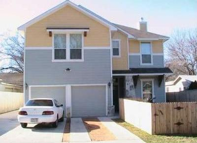 Leased | 107 Nelray  #A Austin,  78751 0