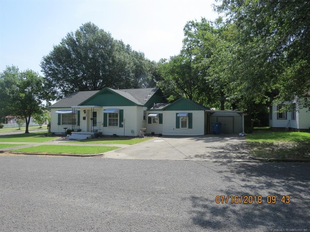 Off Market | 728 S 4th Street McAlester, Oklahoma 74501 0
