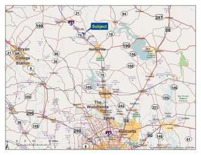 Sold Property | 0 I-45 N Service Road Huntsville, Texas 77320 10