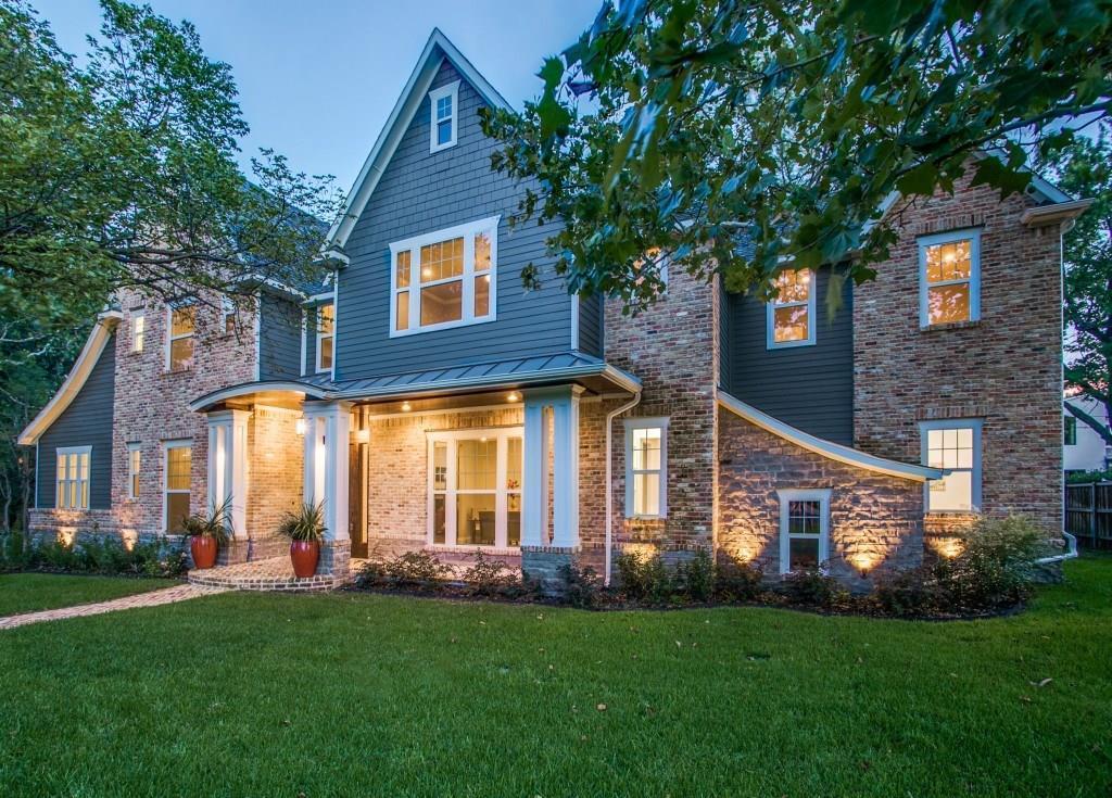Sold Property | 6636 Willow Lane Dallas, Texas 75230 1