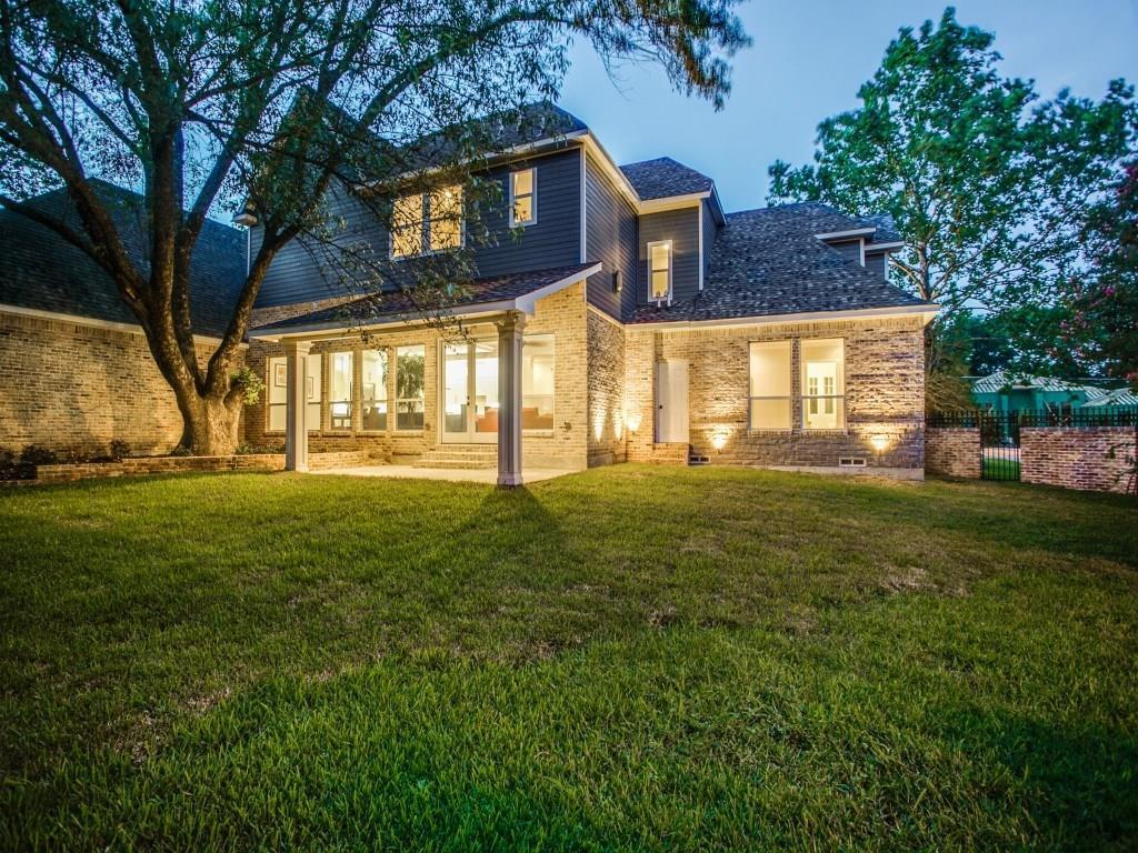 Sold Property | 6636 Willow Lane Dallas, Texas 75230 3