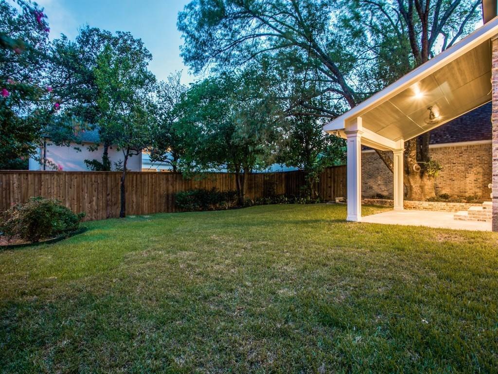 Sold Property | 6636 Willow Lane Dallas, Texas 75230 4