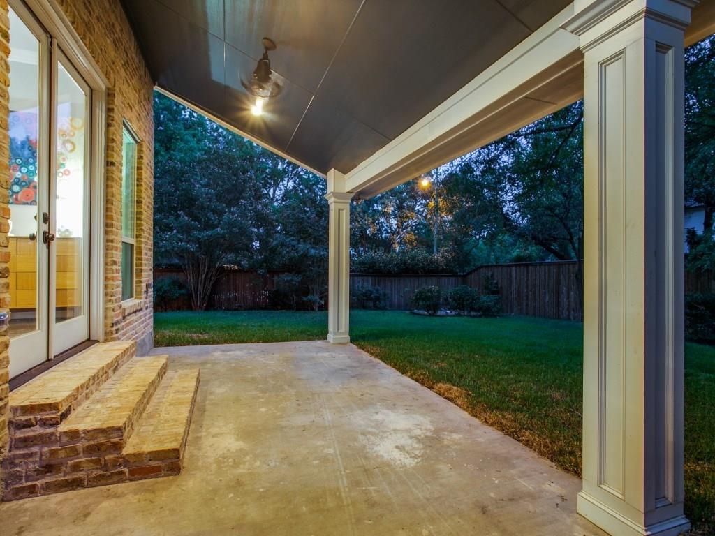 Sold Property | 6636 Willow Lane Dallas, Texas 75230 5