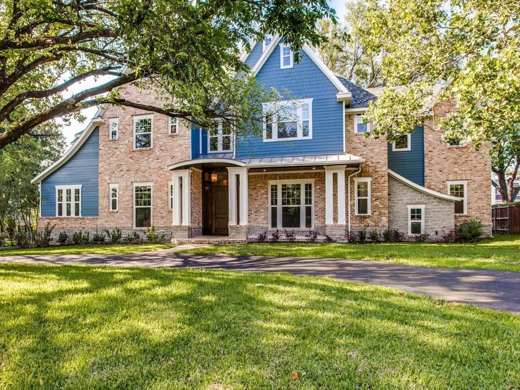 Sold Property | 6636 Willow Lane Dallas, Texas 75230 6