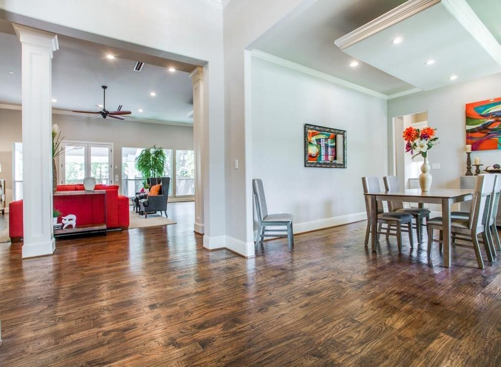 Sold Property | 6636 Willow Lane Dallas, Texas 75230 7