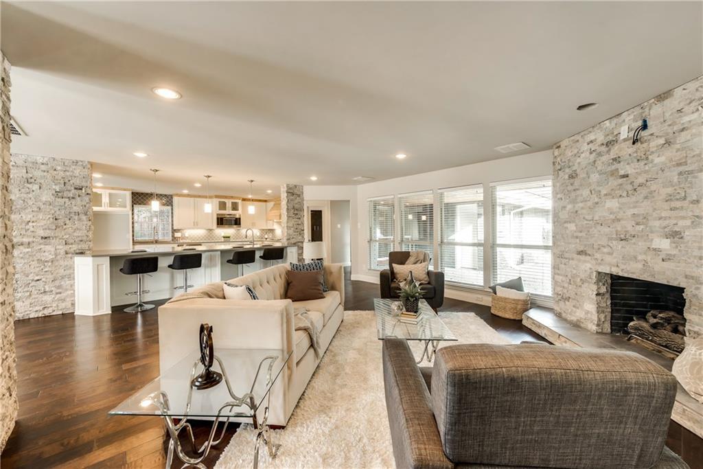 Housed Real Estate + Relocation  | 6907 Stefani  Drive Dallas, TX 75225 3