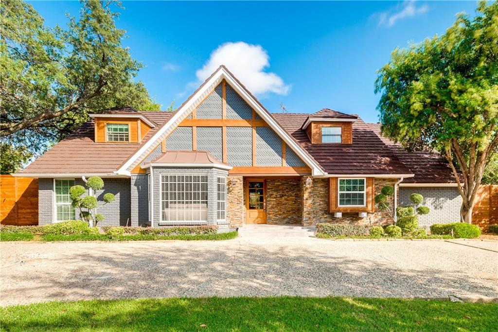 Housed Real Estate + Relocation  | 6907 Stefani  Drive Dallas, TX 75225 4