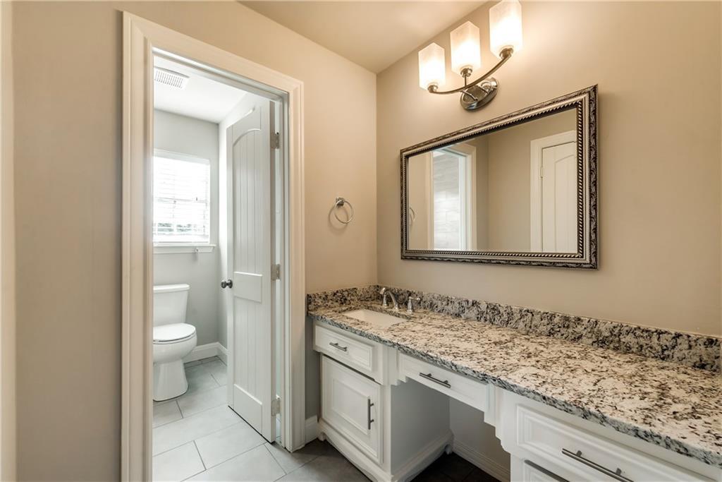 Housed Real Estate + Relocation  | 6907 Stefani  Drive Dallas, TX 75225 28