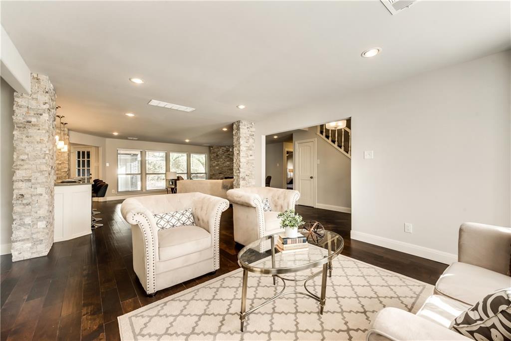 Housed Real Estate + Relocation  | 6907 Stefani  Drive Dallas, TX 75225 7
