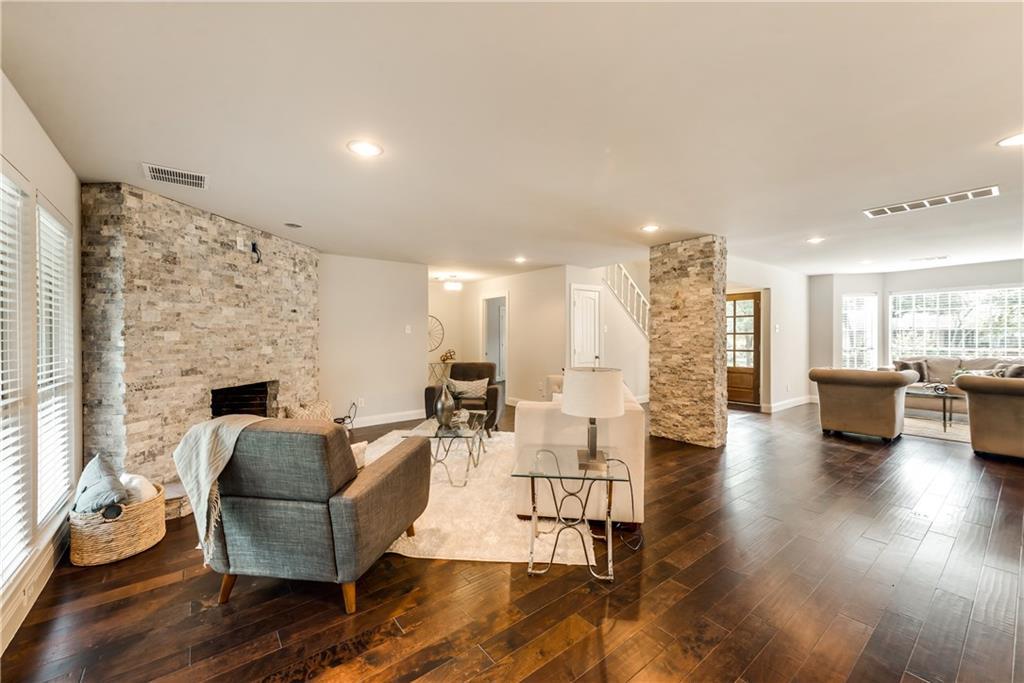 Housed Real Estate + Relocation  | 6907 Stefani  Drive Dallas, TX 75225 8