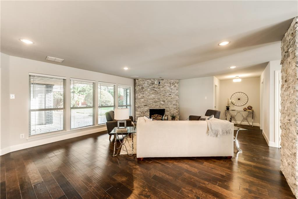 Housed Real Estate + Relocation  | 6907 Stefani  Drive Dallas, TX 75225 9