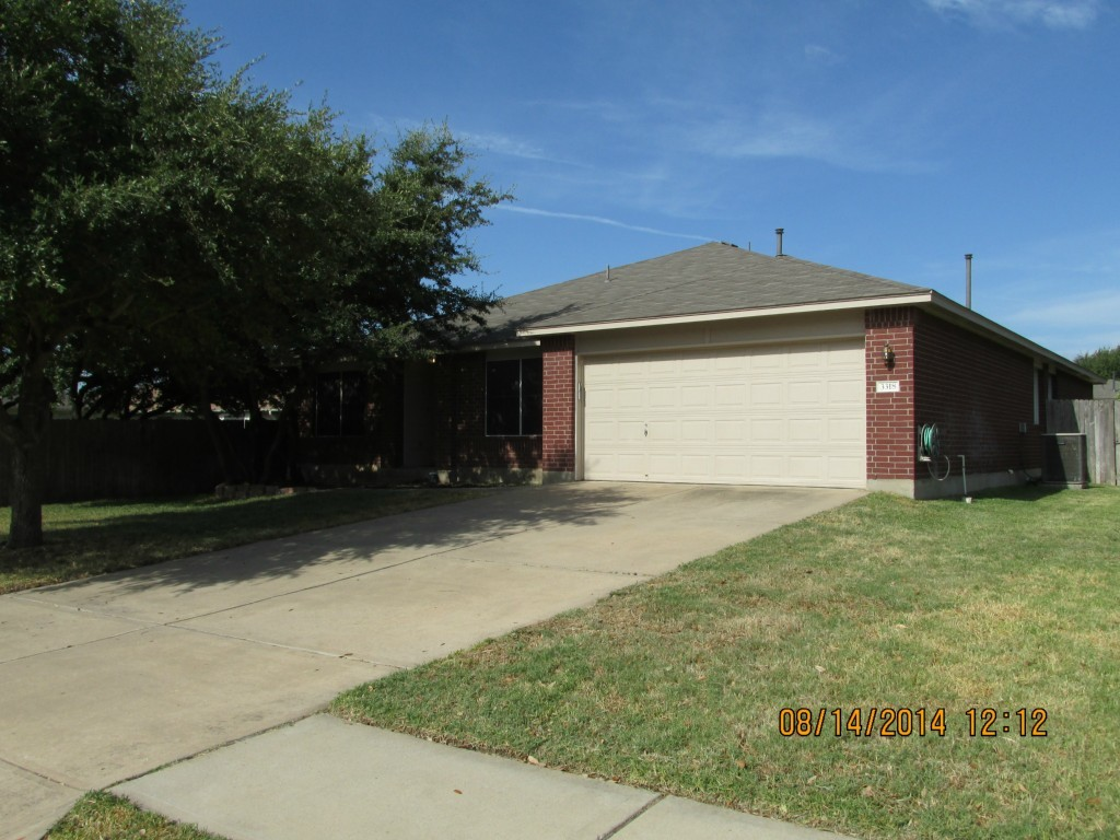 Sold Property | 3318 Cantera WAY Round Rock, TX 78681 2