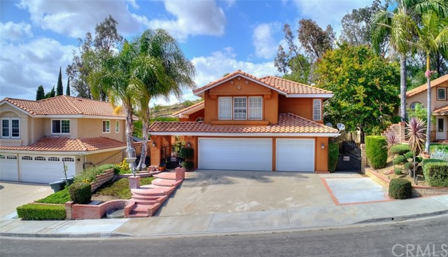 Closed | 2332 Wandering Ridge Drive Chino Hills, CA 91709 0
