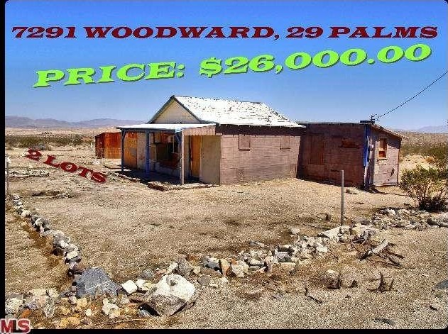 Pending | 7291 WOODWARD Avenue 29 Palms, CA 92277 0