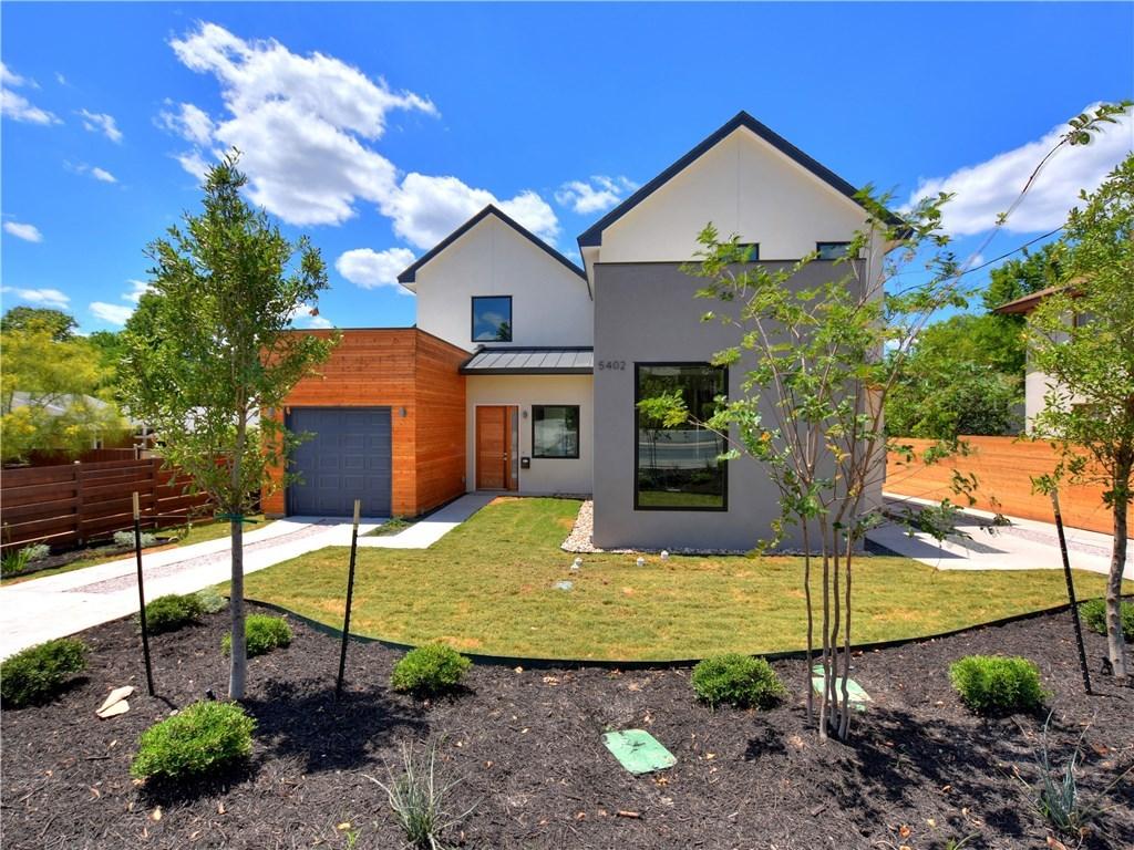 Sold Property | 5402 Woodrow  AVE #B Austin, TX 78756 0