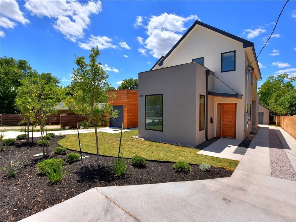 Sold Property | 5402 Woodrow  AVE #B Austin, TX 78756 1