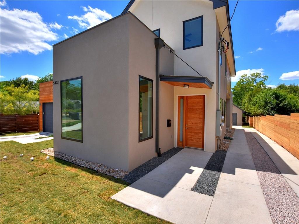 Sold Property | 5402 Woodrow  AVE #B Austin, TX 78756 2